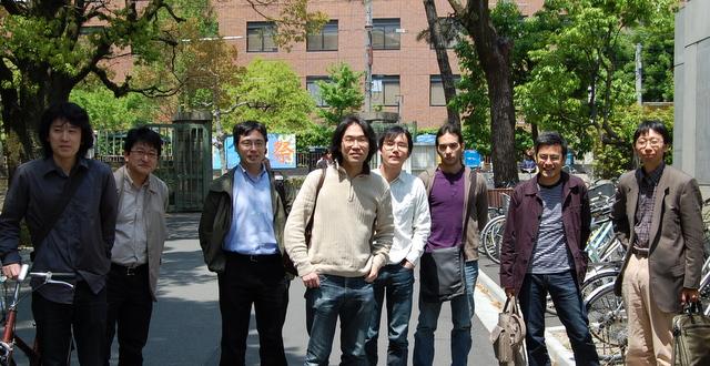 京都大学数理解析研究所 計算機科学研究分野